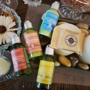NEW L'Occitane Travel Set